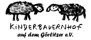 Kinderbauernhof auf dem Görlitzer e.V., Logo